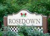 Rosedown West Entrance